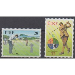Irlande - 1991 - No 772/773 - Sports divers