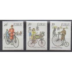 Irlande - 1991 - No 749/751 - Transports