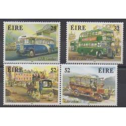 Irlande - 1993 - No 838/841 - Transports