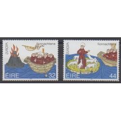 Irlande - 1994 - No 858/859 - Europa