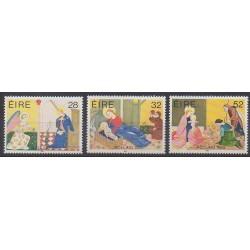Irlande - 1993 - No 842/844 - Noël