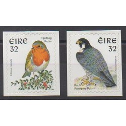 Ireland - 1997 - Nb 996/997 - Birds