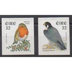 Irlande - 1997 - No 996/997 - Oiseaux