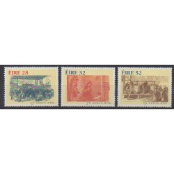 Ireland - 1997 - Nb 1007/1009 - Various Historics Themes