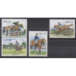 Ireland - 1998 - Nb 1053/1056 - Horses
