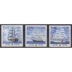 Irlande - 2005 - No 1661/1663 - Navigation