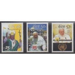 Irlande - 2003 - No 1549/1551 - Papauté