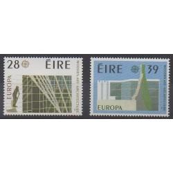 Ireland - 1987 - Nb 626/627 - Architecture - Europa