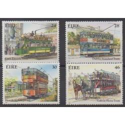 Irlande - 1987 - No 618/621 - Transports