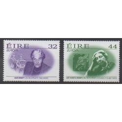 Irlande - 1996 - No 943/944 - Célébrités - Europa