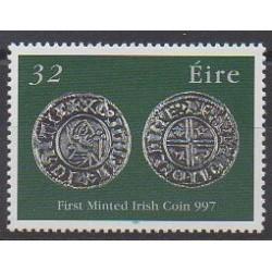 Irlande - 1997 - No 998 - Monnaies, billets ou médailles