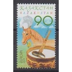 Kazakhstan - 2005 - Nb 427 - Gastronomy - Europa