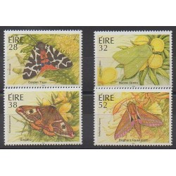 Irlande - 1994 - No 864/867 - Insectes