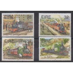 Irlande - 1995 - No 889/892 - Chemins de fer