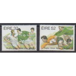 Irlande - 1995 - No 893/894 - Sports divers
