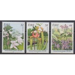 Irlande - 1995 - No 920/922 - Fleurs