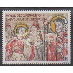 France - Poste - 2001 - Nb 3385 - Religion - Paintings