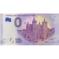 Billet souvenir - Castelo de Santa Maria da Feira - 2018-1
