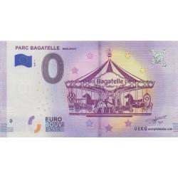 Euro banknote memory - 62 - Parc Bagatelle - 2018-1