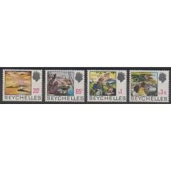 Seychelles - 1975 - No 321/324