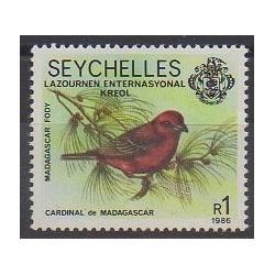 Seychelles - 1986 - No 613 - Oiseaux