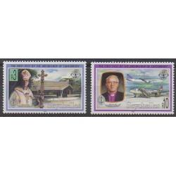 Seychelles - 1993 - Nb 770/771 - Religion