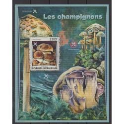 Central African Republic - 2017 - Nb BF1079 - Mushrooms