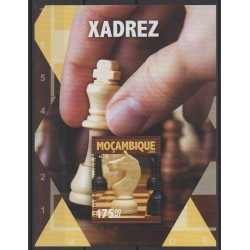 Mozambique - 2016 - Nb BF1059 - Chess