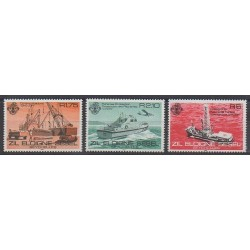 Seychelles Zil Eloigne Sesel - 1982 - No 50/52 - Navigation