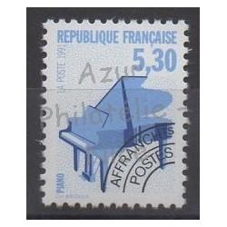 France - Préoblitérés - 1992 - No P222a - Musique