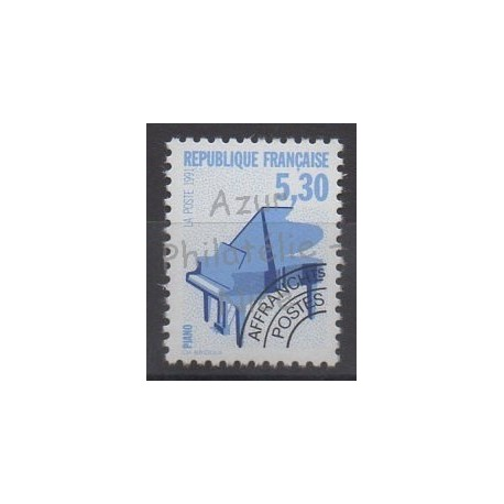 France - Precancels - 1992 - Nb P222A - Music