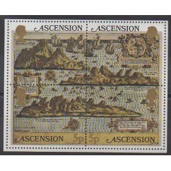 Ascension Island - 1981 - Nb BF12
