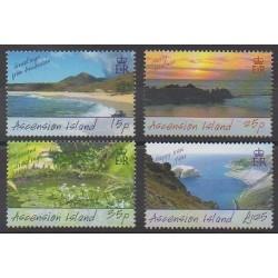 Ascension Island - 2006 - Nb 898/901 - Sights
