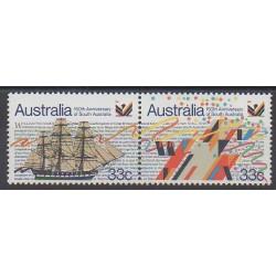 Australia - 1986 - Nb 934/935