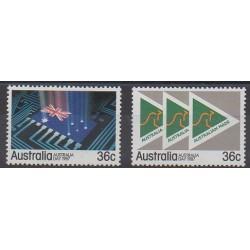 Australie - 1987 - No 984/985