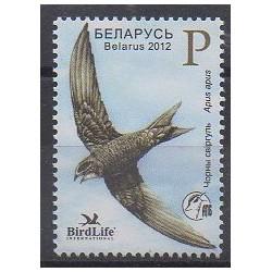 Biélorussie - 2012 - No 786 - Oiseaux