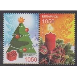 Biélorussie - 2007 - No 602/603 - Noël