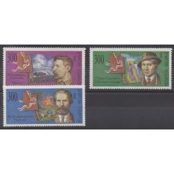 Biélorussie - 1994 - No 61/63 - Peinture
