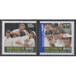 Australie - 2007 - No 2634/2635 - Sports divers