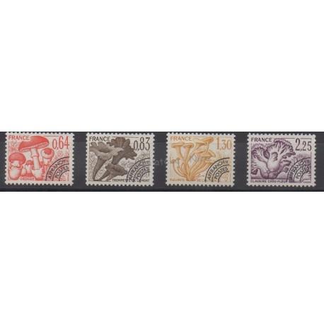 France - Precancels - 1979 - Nb P158/P161
