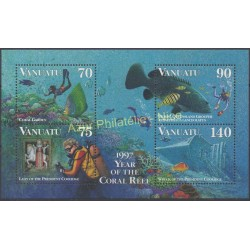 Vanuatu - 1997 - Nb BF 28 - Fishes