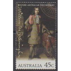 Australia - 1996 - Nb 1545 - Celebrities