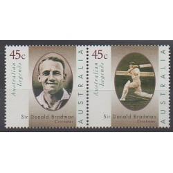 Australia - 1997 - Nb 1575/1576 - Various sports