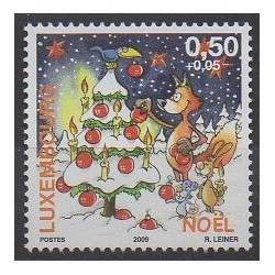 Luxembourg - 2009 - No 1793 - Noël