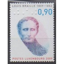 Luxembourg - 2009 - No 1785 - Célébrités