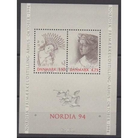 Danemark - 1992 - No BF 9
