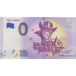Euro banknote memory - 60 - Willy West - 2018-1