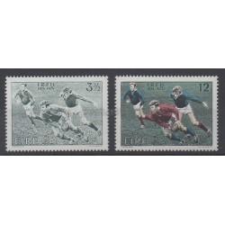 Irlande - 1974 - No 309/310 - Sport