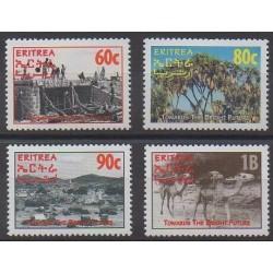 Eritrea - 1995 - Nb 258/261