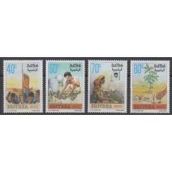 Eritrea - 1996 - Nb 278/281